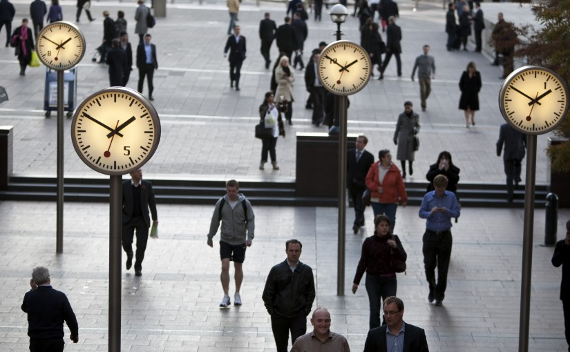 Status of limitation - time is running out - the clock is ticking away.