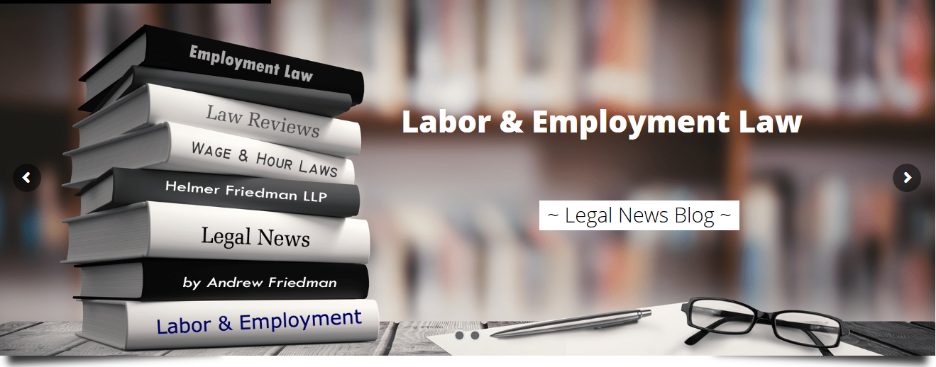 Legal News Blog       (310) 396-7714